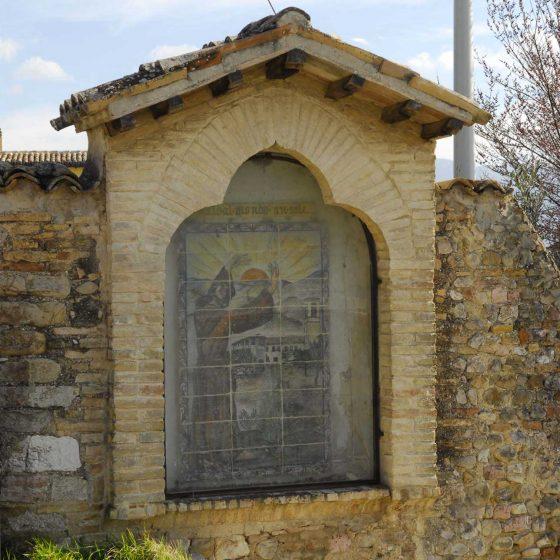 Montefalco - San Fortunato, chiesa-convento dei Frati minori [MON029]