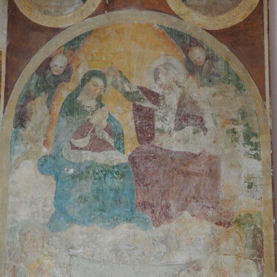 Montefalco - Montefalco, museo civico di San Francesco «edicola del convento di San Fortunato» [MON031]