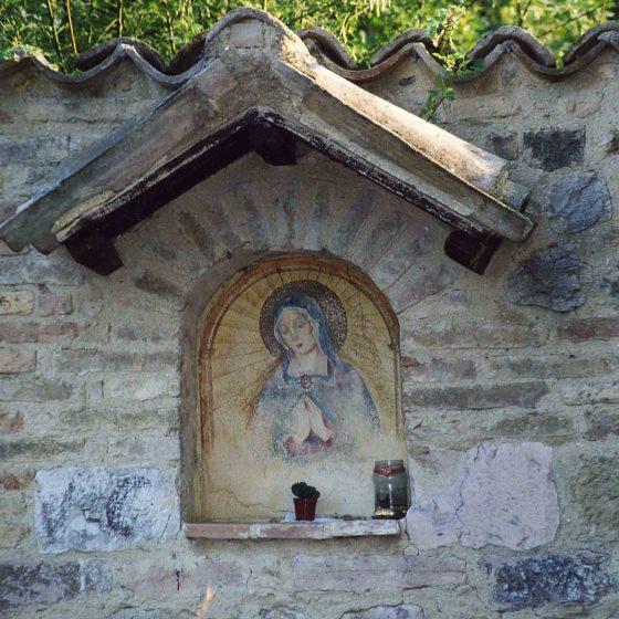 Montefalco - San Fortunato, chiesa-convento dei Frati minori [MON032]