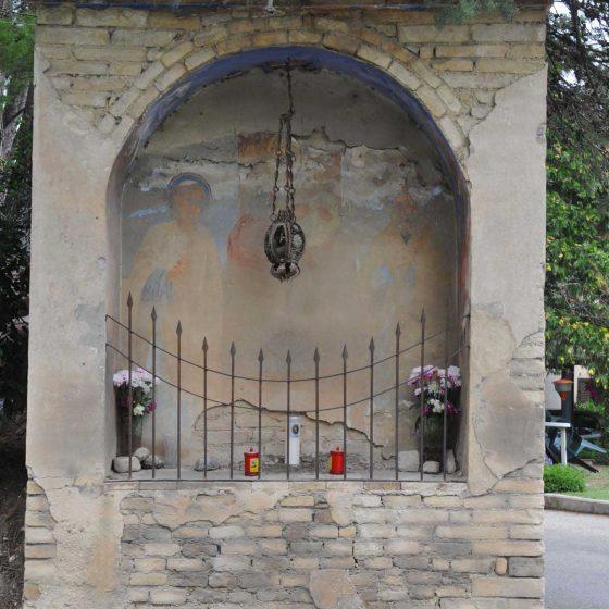 Montefalco - Pietrauta, «Maestà Romoli» [MON039]
