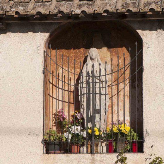 Montefalco - Pietrauta, strada vicinale Flaminia «Maestà del Belvedere» [MON044]