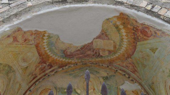 Montefalco - Gallo, strada «corta per Spoleto» «Maestà di Turrita» [MON049]