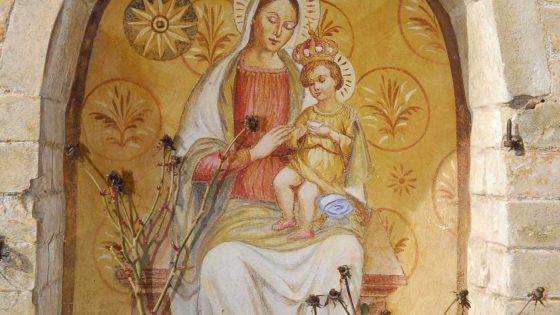 Montefalco - Madonna della Stella, «La Pinturetta» [MON050]
