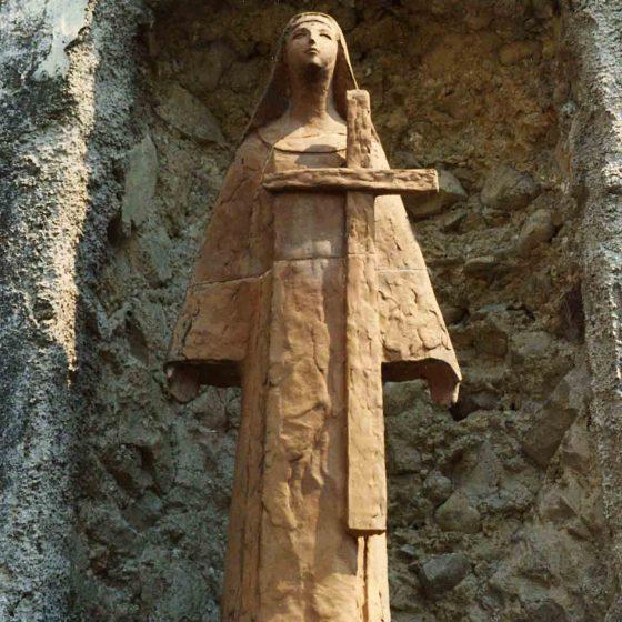 Montefalco - Montefalco, via G. Verdi 70 monastero di Santa Chiara [MON051]