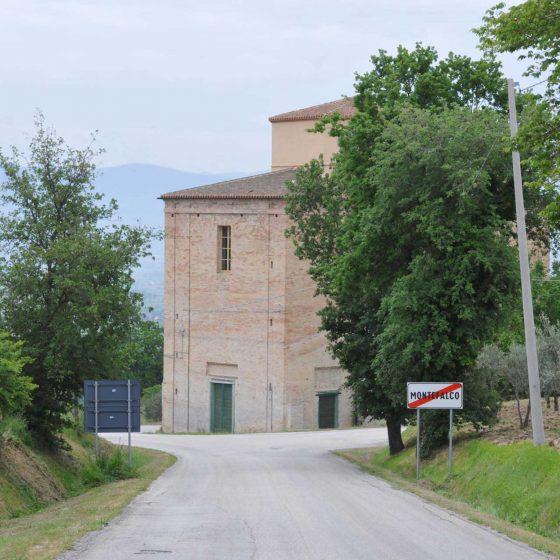 Montefalco - Montefalco, Madonna Alta chiesa della Madonna della Consolazione [MON052]