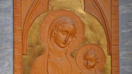 Montefalco - San Marco, «Maestà degli Antonelli» [MON056]