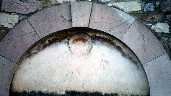 Montefalco - Casale, chiesa di San Lorenzo [MON060]