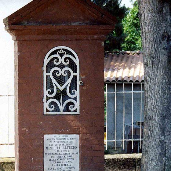 Montefalco - Poggio Turri «Maestà di Casa Minciotti» [MON065]