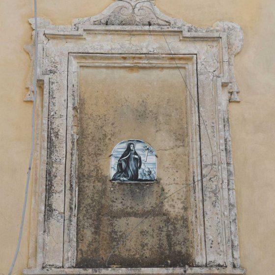 Montefalco - Montefalco, via G. Verdi 70 monastero di Santa Chiara [MON069]