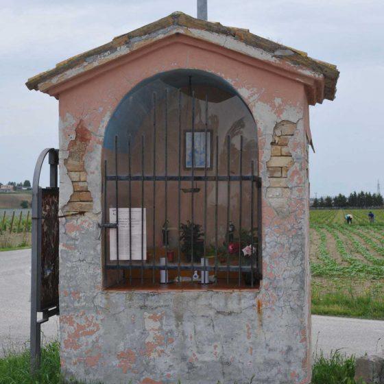 Montefalco - Polzella, bivio per Polzella [MON085]