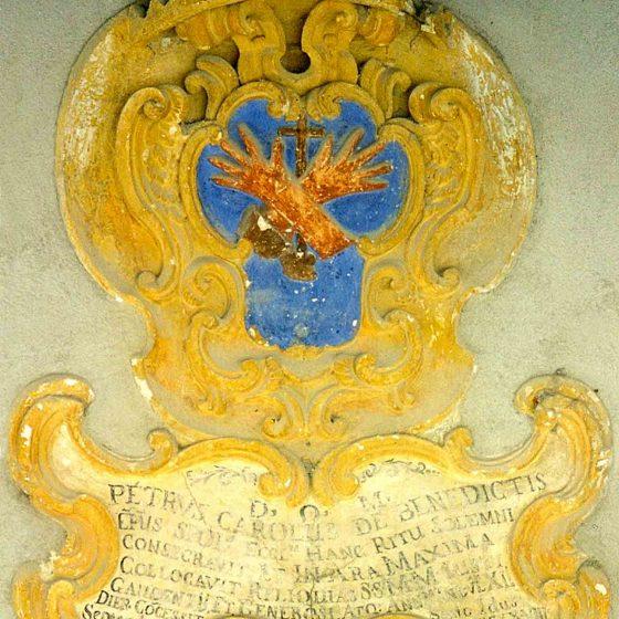 Montefalco - Rignano, chiesa di Santa Maria delle Grazie [MON088]
