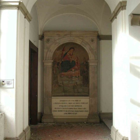 Spoleto - Spoleto, piazza Pianciani [SPO001]