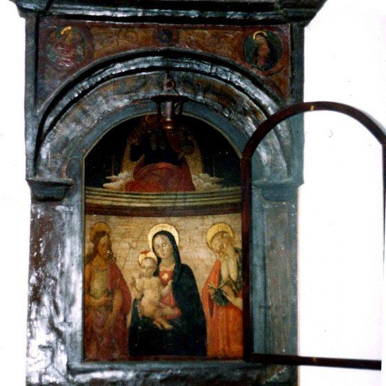 Spoleto - Spoleto, piazza Torre dell'Olio [SPO006]