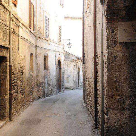 Spoleto - Spoleto, via Brignone [SPO007]
