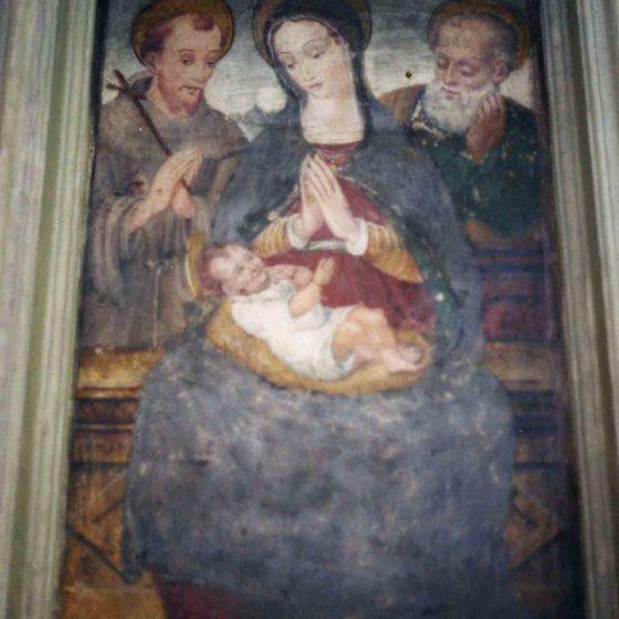 Spoleto - Spoleto, via F. Cavallotti [SPO008]