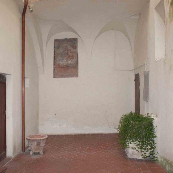 Spoleto - Spoleto, vicolo di Volusio [SPO012]