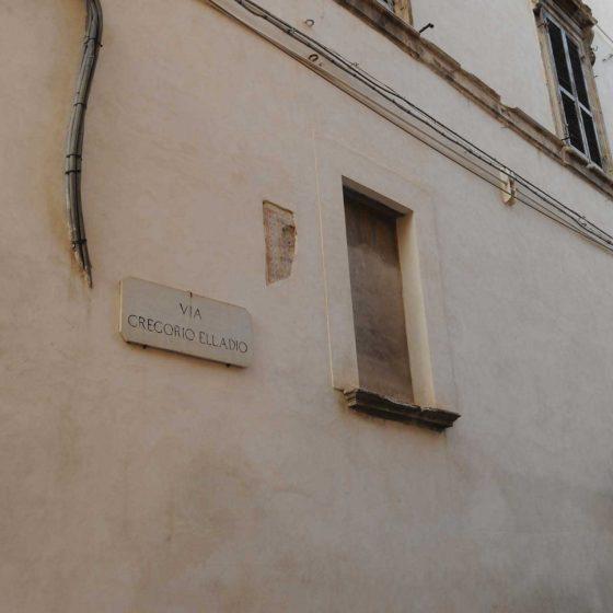 Spoleto - Spoleto, via G. Elladio [SPO013]