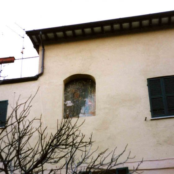 Spoleto - Spoleto, via Martiri della Resistenza Monte Pincio [SPO015]