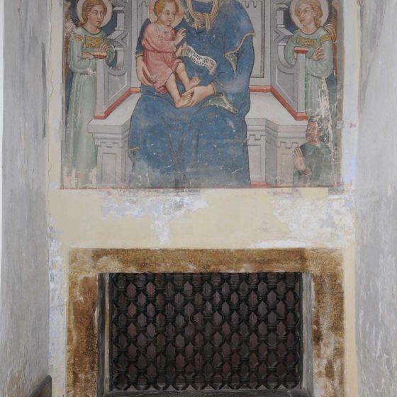 Spoleto - Spoleto, monastero di Sant'Angelo [SPO022]
