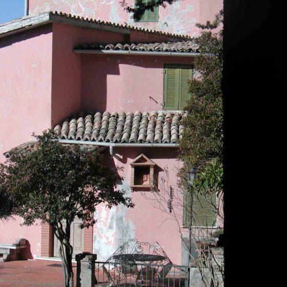 Spoleto - Monteluco, villa Laureti [SPO032]