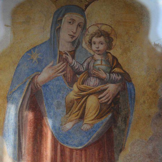 Spoleto - Spoleto, via San Tommaso [SPO035]