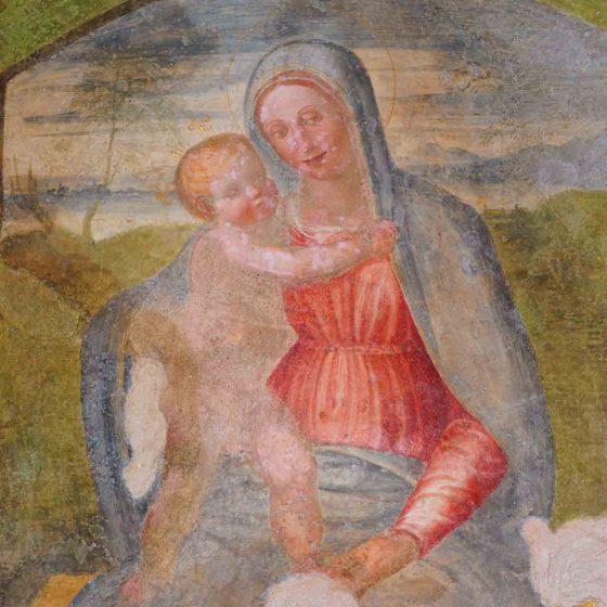 Spoleto - San Nicolò, casale Paroli [SPO041]