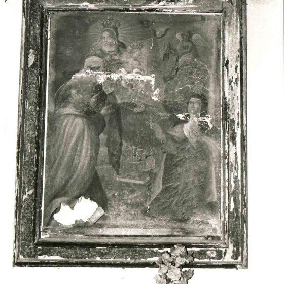 Spoleto - Acqualacastagna, «Madonna del Carmine» [SPO049]