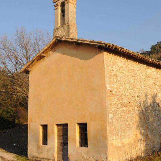 Spoleto - Bazzano Inferiore, «Santa Maria piè della costa» [SPO065]
