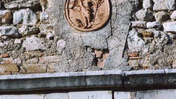 Spoleto - Beroide, chiesa di Sant'Antonio Abate [SPO077]