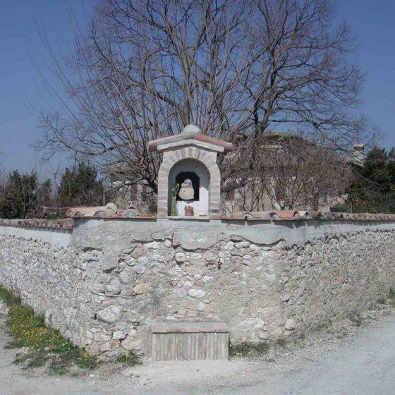 Spoleto - Camposalese, numero civico 4 [SPO082]