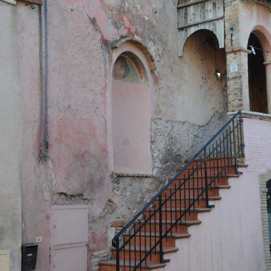 Spoleto - Fabbreria, strada della Spina [SPO093]