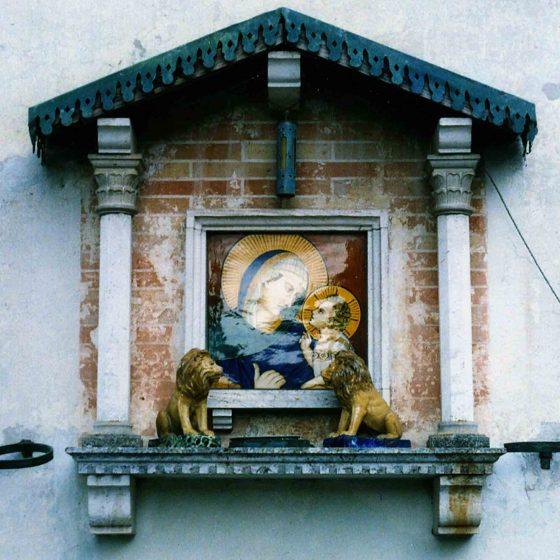 Spoleto - Le Cese, ex chiesa parrocchiale [SPO097]