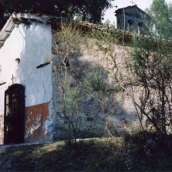 Spoleto - Poggio del Vescovo, «Madonna del Poggio» o «Madonna de lu Pogghiu» [SPO115]