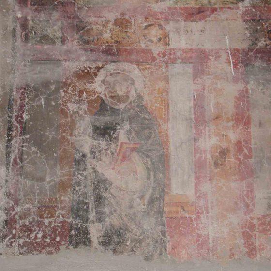 Spoleto - Pompagnano, «Sant'Andrea là 'u portone» [SPO118]
