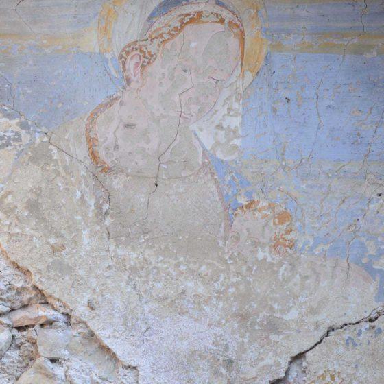 Spoleto - Roselli, «Madonna degli stolti» [SPO135]