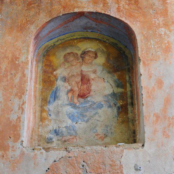 Spoleto - Santa Maria di Reggiano, chiesa di Santa Maria [SPO155]