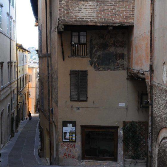 Spoleto - Spoleto, via Salara vecchia [SPO177]