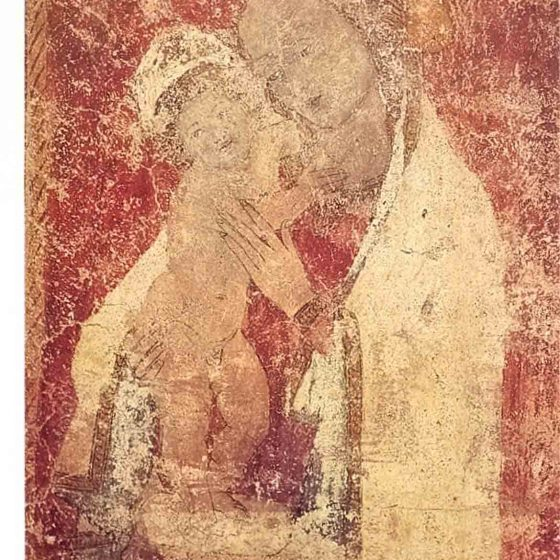 Spoleto - Spoleto, la Ponzianina ex chiesa della Madonna degli Orti [SPO180]