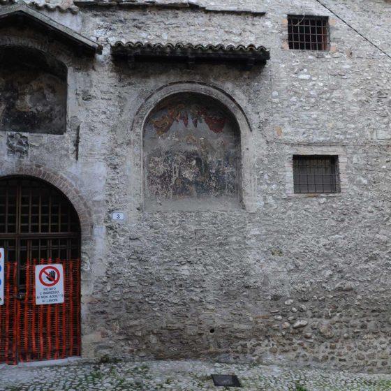 Spoleto - Spoleto, chiesa della Concezione dei Gesuiti (o Madonna della Piaggia) [SPO181]