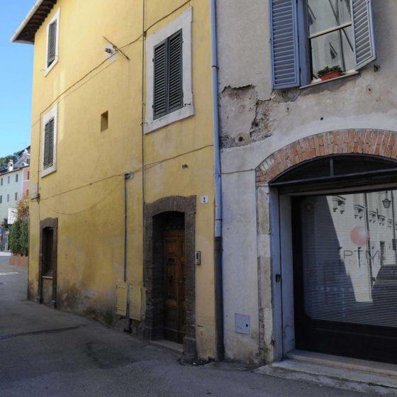 Spoleto - Spoleto, via C. Cattaneo [SPO187]