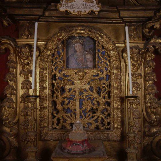 Spoleto - Spoleto, chiesa della Madonna di Loreto [SPO193]