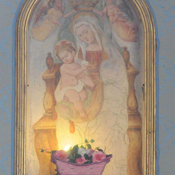 Spoleto - Spoleto, chiesa di Santa Maria delle Grazie presso le mura [SPO194]