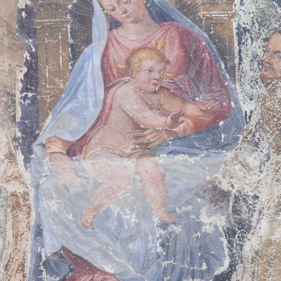Spoleto - Spoleto, via dei Gesuiti [SPO200]