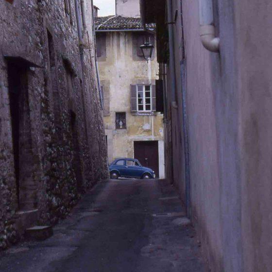 Spoleto - Spoleto, via G. Mameli [SPO201]