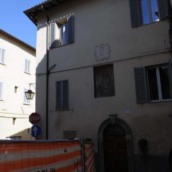 Spoleto - Spoleto, via Ponzianina [SPO202]
