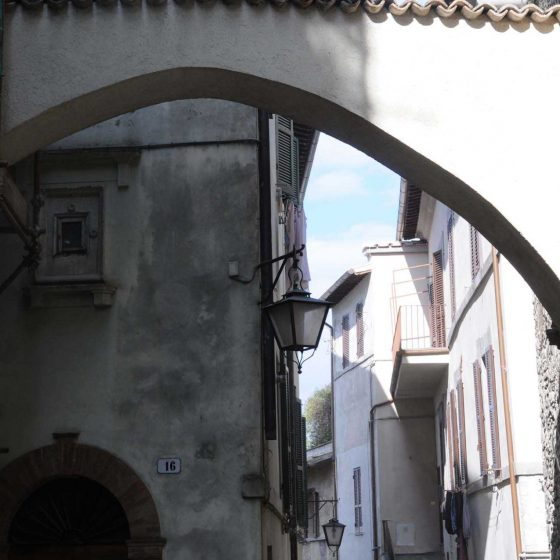 Spoleto - Spoleto, via dello Spagna [SPO204]