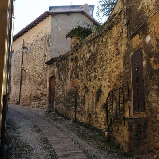 Spoleto - Spoleto, via Sant'Alò [SPO206]
