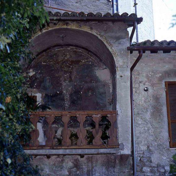 Spoleto - Spoleto, vicolo della Misericordia [SPO208]