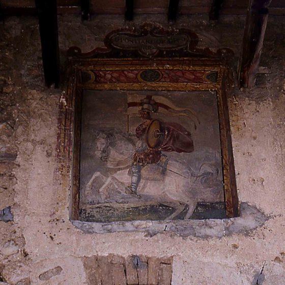 Spoleto - Spoleto, chiesa di San Ponziano [SPO216]