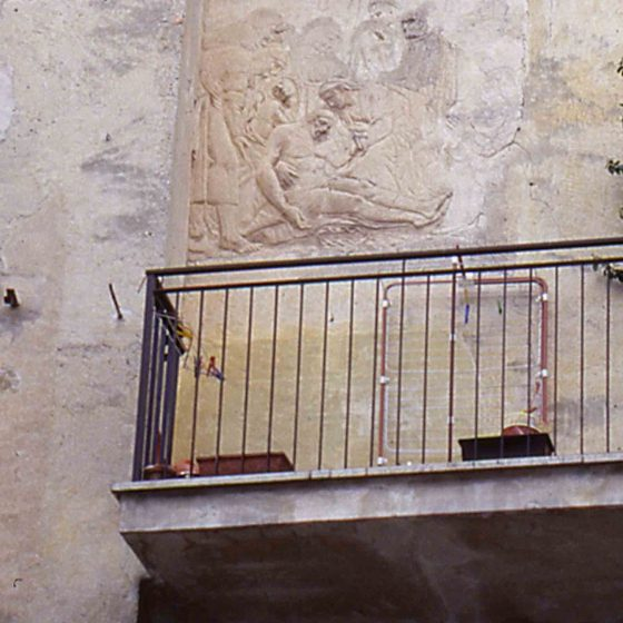 Spoleto - Spoleto, piazzetta L. Leonardi [SPO217]
